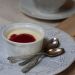 pomegranate pannacotta recipe