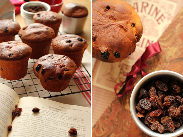 Mini panettone recipe quick and easy