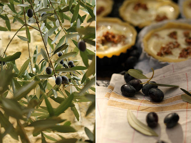 black olive tapenade quiche recipe