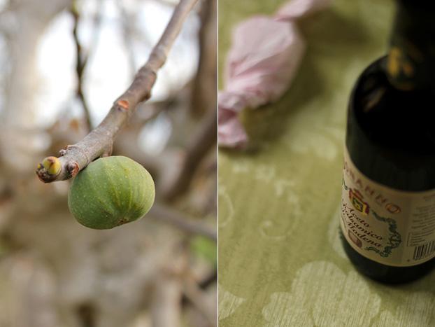 Winter figs in Malta
