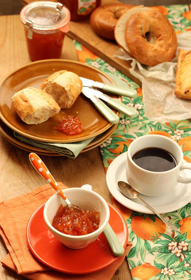 Easy Seville marmalade recipe