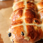 Happy Easter 2013…and some very British hot cross buns!