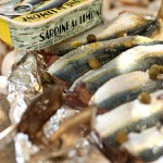 Sardines for a snack