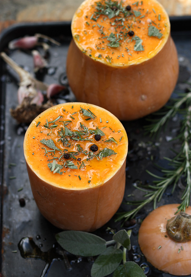 Butternut squash to bake