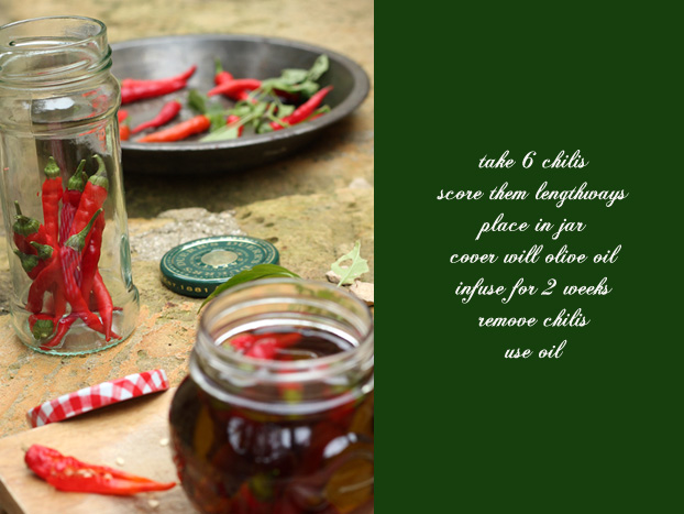 Chili oil recipe