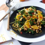 St Clements Curly Kale Salad