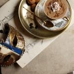 Venetian Mocha Amaretti Creams