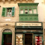 Red Bistro shops: Colonial Store, Valletta