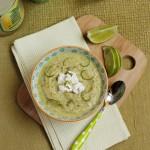 Zucchini Zest Limoncello Soup