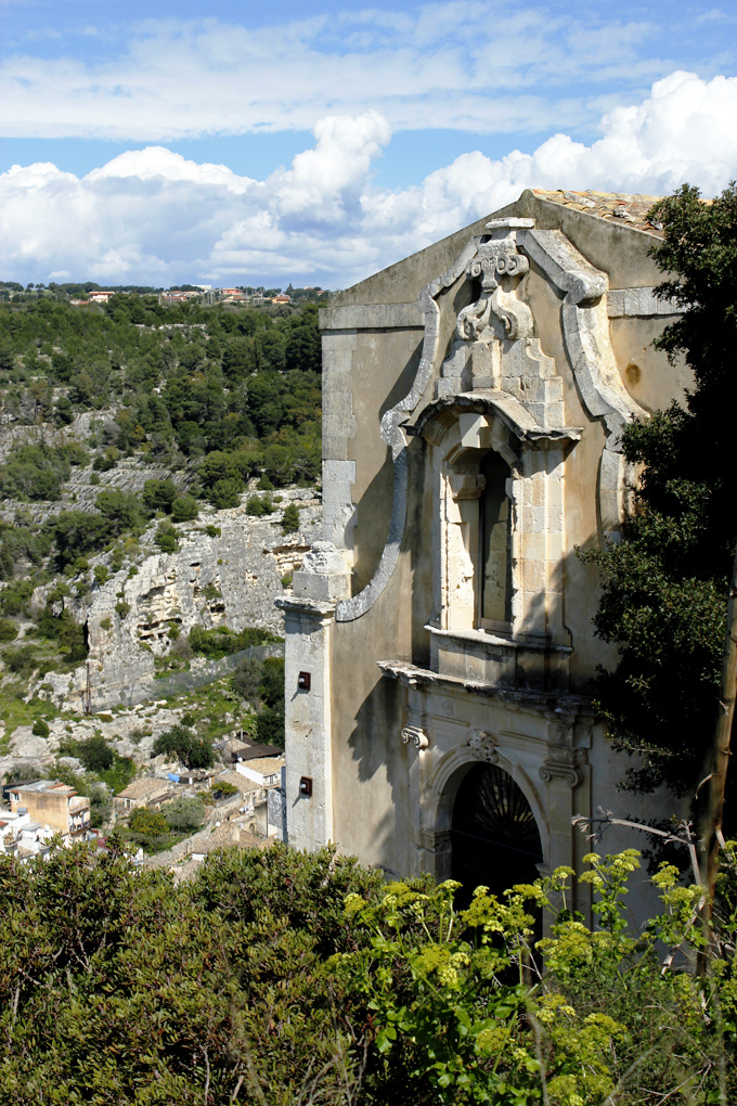 Chiesa Santo Spirito Scicli Sicily