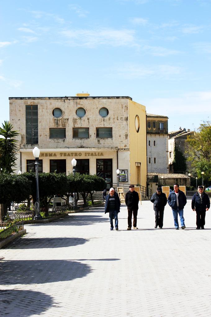 Scicli Cinema, Sicily