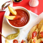 Tomato & fennel passata or ketchup